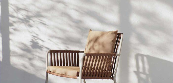 Kettal presenta un nuevo sillón Club Net, diseñado por Kettal Studio