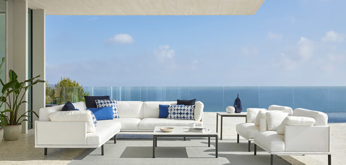 Christophe Pillet comienza su colaboración con Point con el diseño de tres colecciones magistrales con nombres evocadores como Long Island, Summer y City