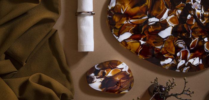 Brokisglass presenta la colección Ovo diseñada por Michal Emme, un servicio de mesa completo para una experiencia gastronómica especial