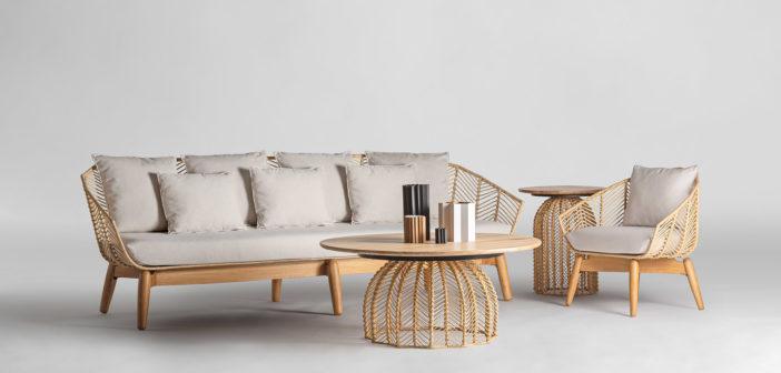 La nueva colección Plissé de José Manuel Ferrero para Vical Design, reafirma su talento creativo situándole en lo más alto del diseño español