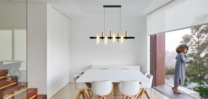 Ramón Esteve diseña para LZF dos colecciones de luminarias singulares basadas en la claridad, la sencillez y la armonía de los objetos y el espacio
