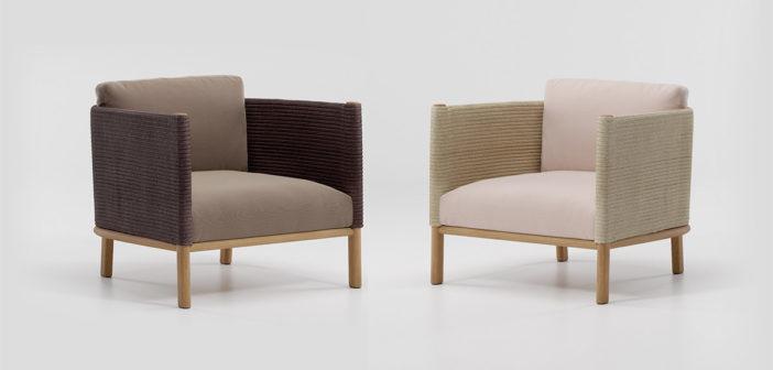 Vincent Van Duysen diseña la colección Giro para Kettal inspirándose en la tradicional silla Orkney