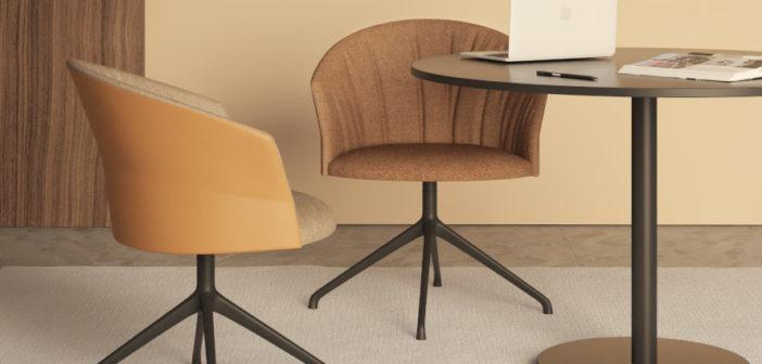 Viccarbe presenta la nueva Copa Soft, una silueta todavía más cómoda apetecible y envolvente diseñada por Ramos&Bassols