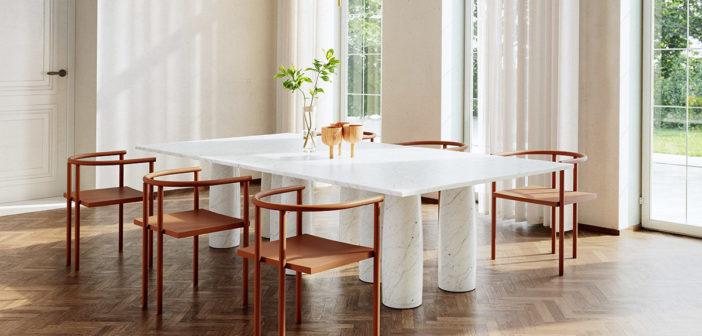 Kettal reproduce Il Colonnato, un proyecto de Mario Bellini inspirado en la arquitectura clásica