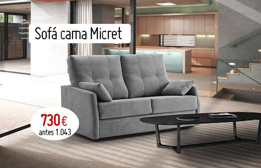 Promoci n sof s cama dismobel for Sofa cama rebajas