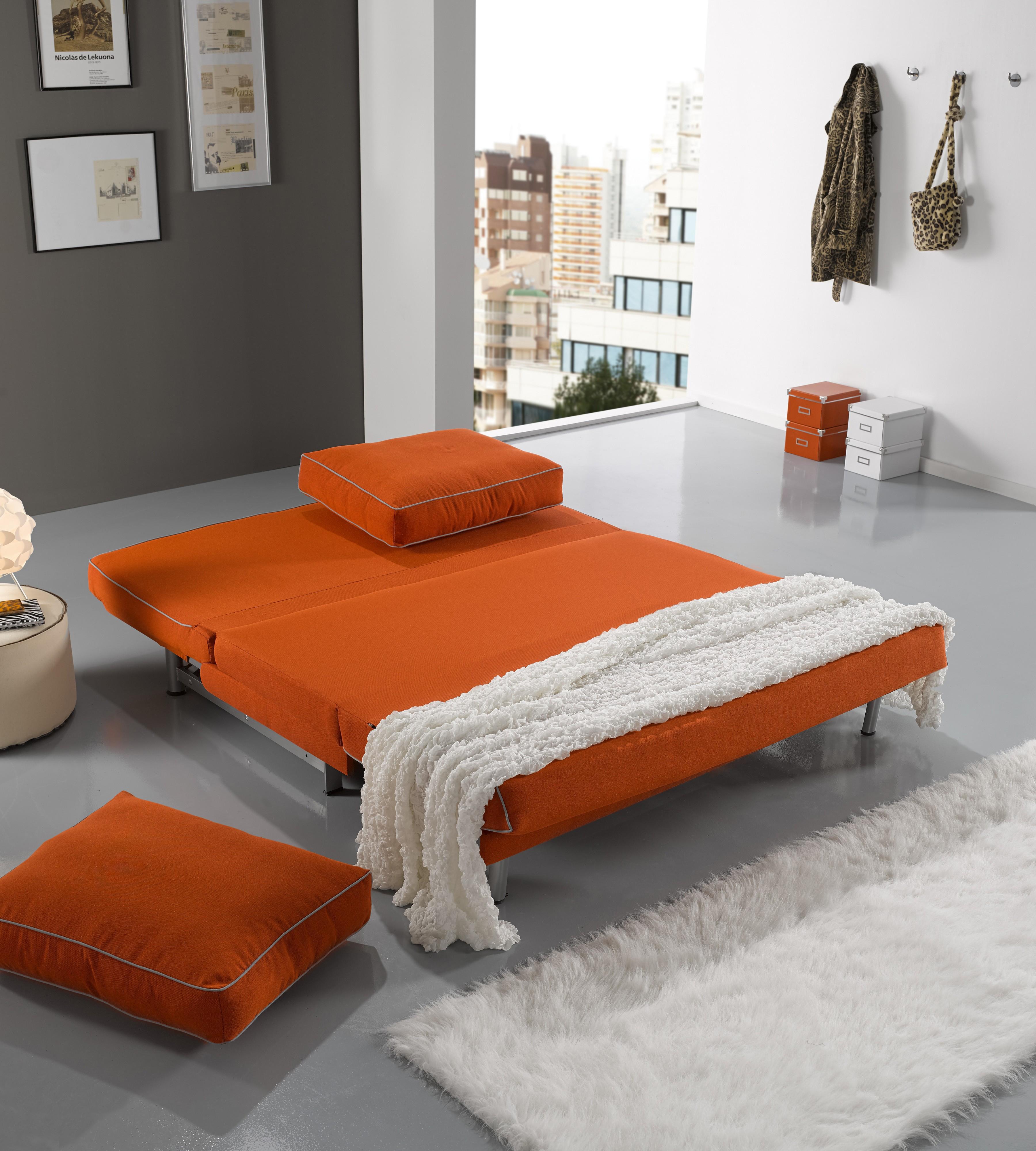 Sof cama la soluci n ideal para que cuentes con una cama for Sofa cama economico