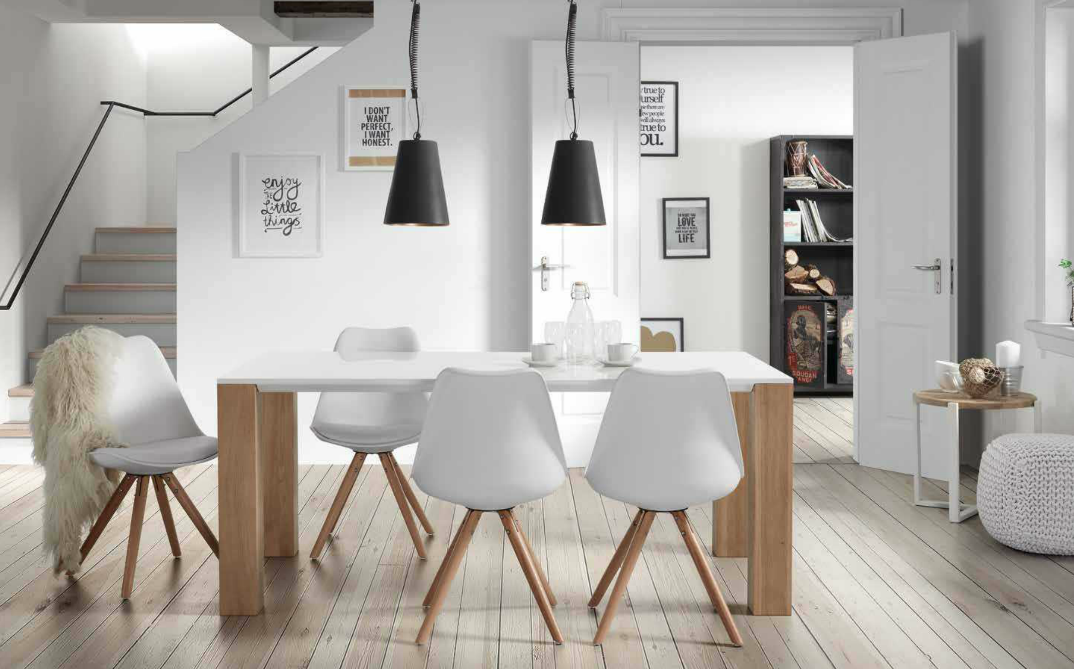 N rdico el estilo chic dise o minimalista y espacios for Estilo eclectico diseno de interiores