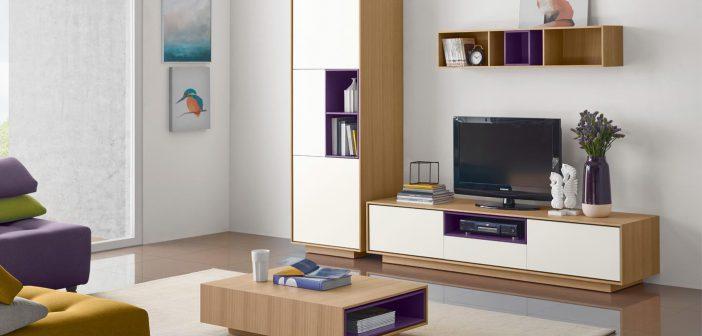 Soluciones para integrar la TV en tu salón