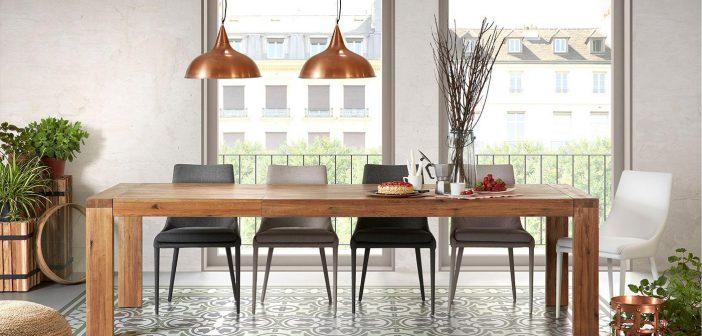 Mesas para celebraciones, llena tu salón de grandes momentos.